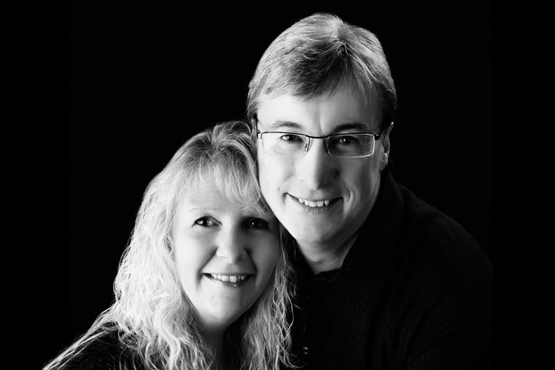 Paul & Pru Evans